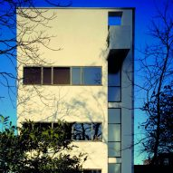 Le Corbusier's Maison Guiette is his only surviving Belgian building