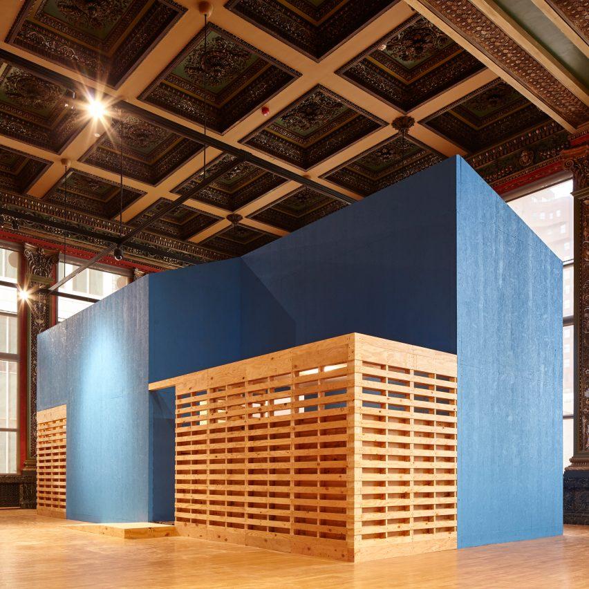 Tatiana Bilbao's social housing Designs of the Year 2016 nominee