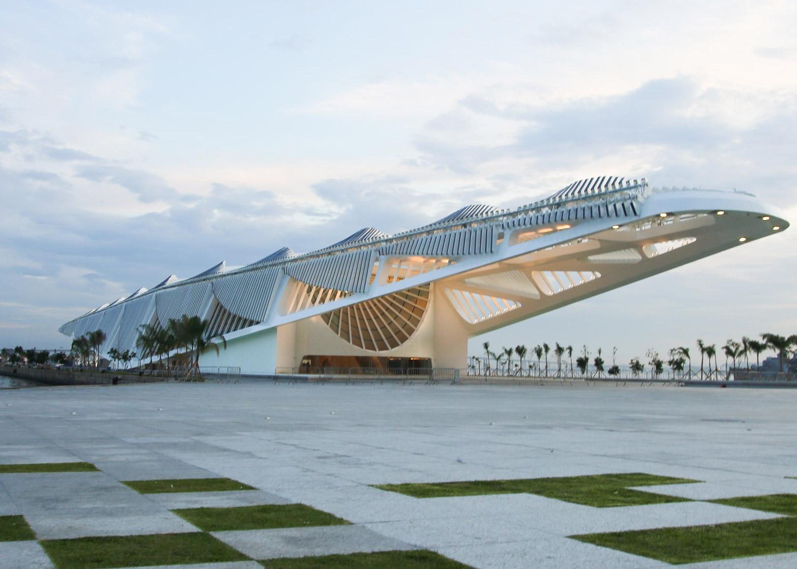 Museum of Tomorrow by Santiago Calatrava