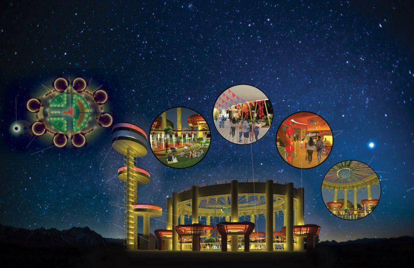 Pavilion for the Community by Rishi Kejrewal and Shaurya Sharma