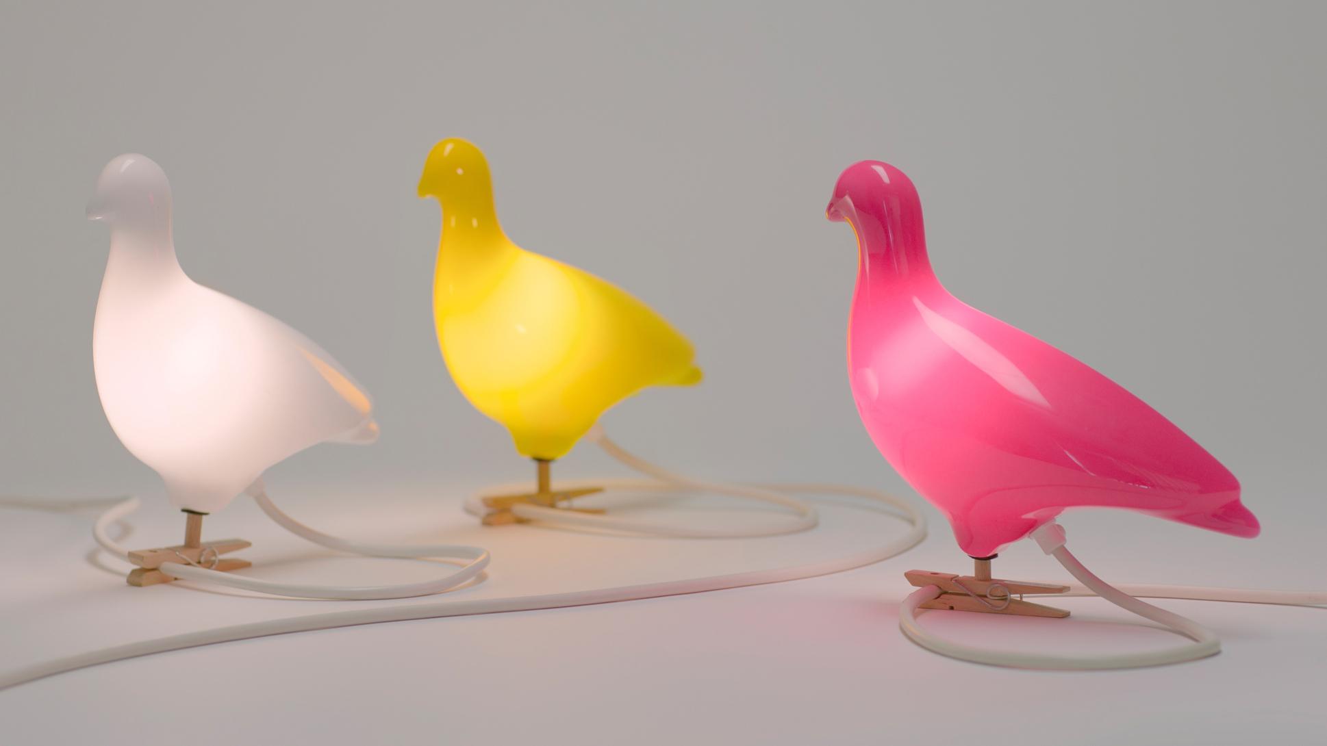 Pigeon Light by Ed Carpenter