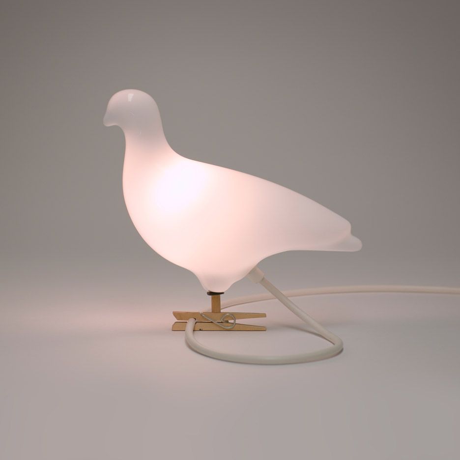 Ed Carpenter's bestselling Pigeon Light was an unexpected icon