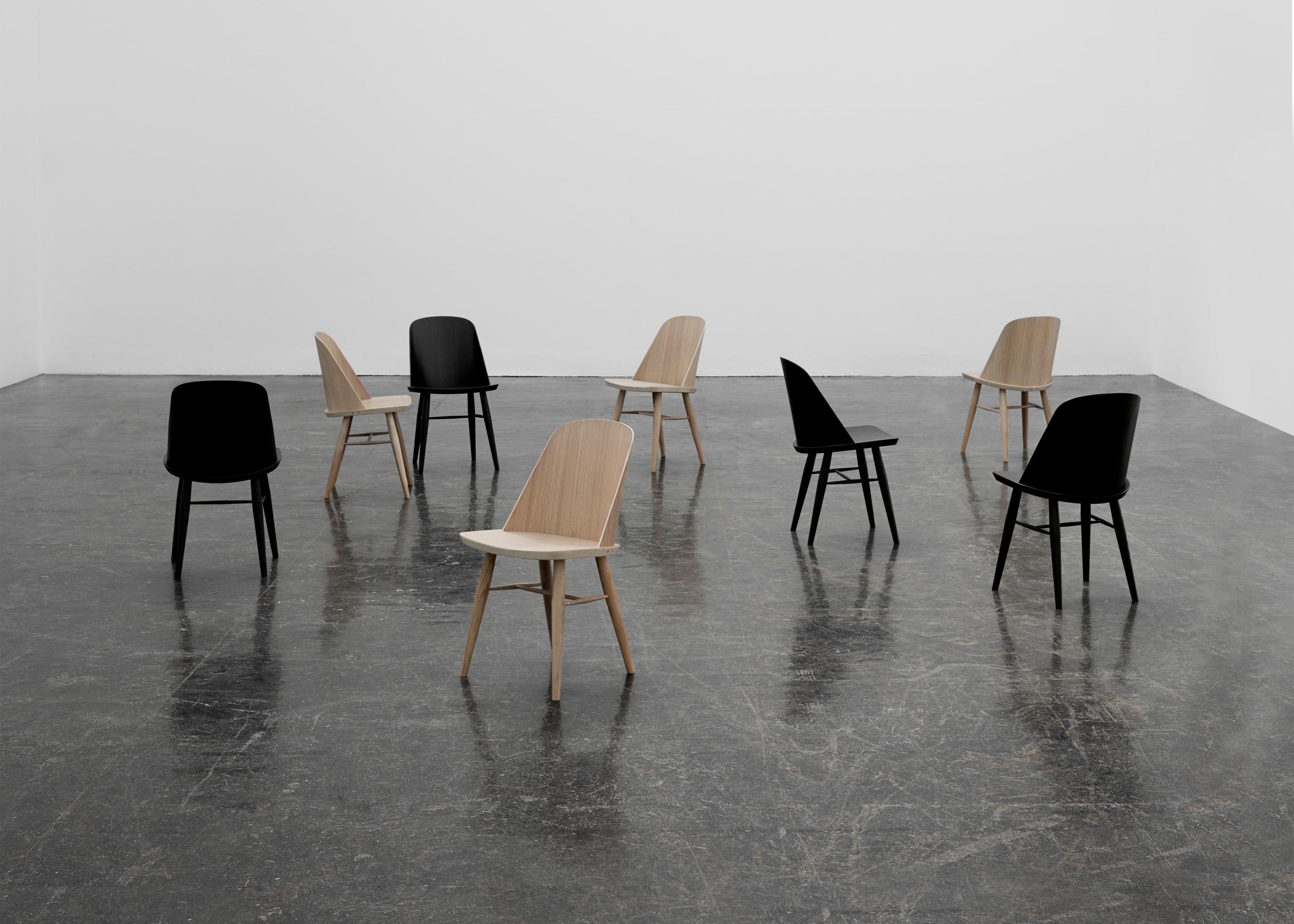 Synnes Chair by Falke Svatun
