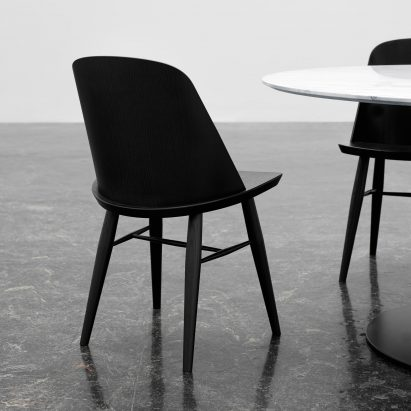 Synnes Chair by Falke Svatun