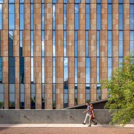 Ennead completes law school in revitalised area of downtown Phoenix