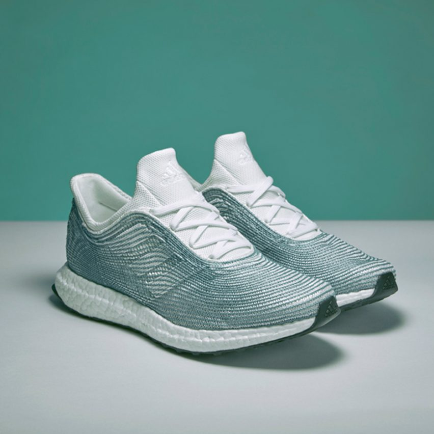 Adidas x Parley running shoe Designs of the Year 2016 nominee