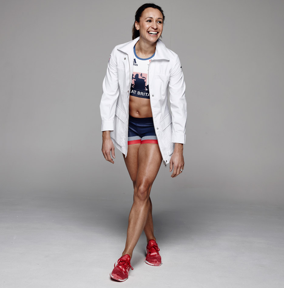 Adidas and Stella McCartney unveils Team GB Opening Ceremony outfits