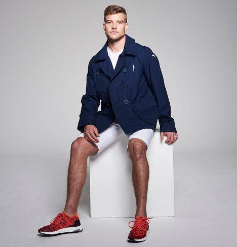 adidas team gb bermuda shorts