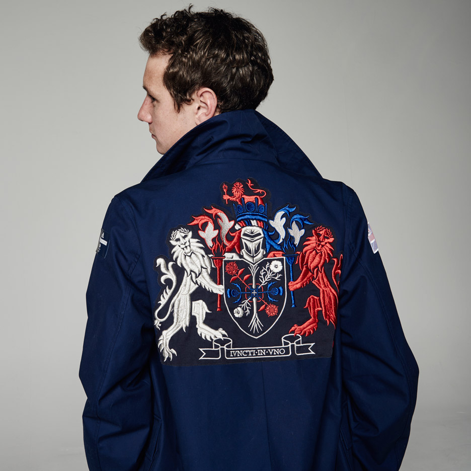 Stella McCartney and Adidas unveil Team GB outfits for Rio Olympics opening ceremony