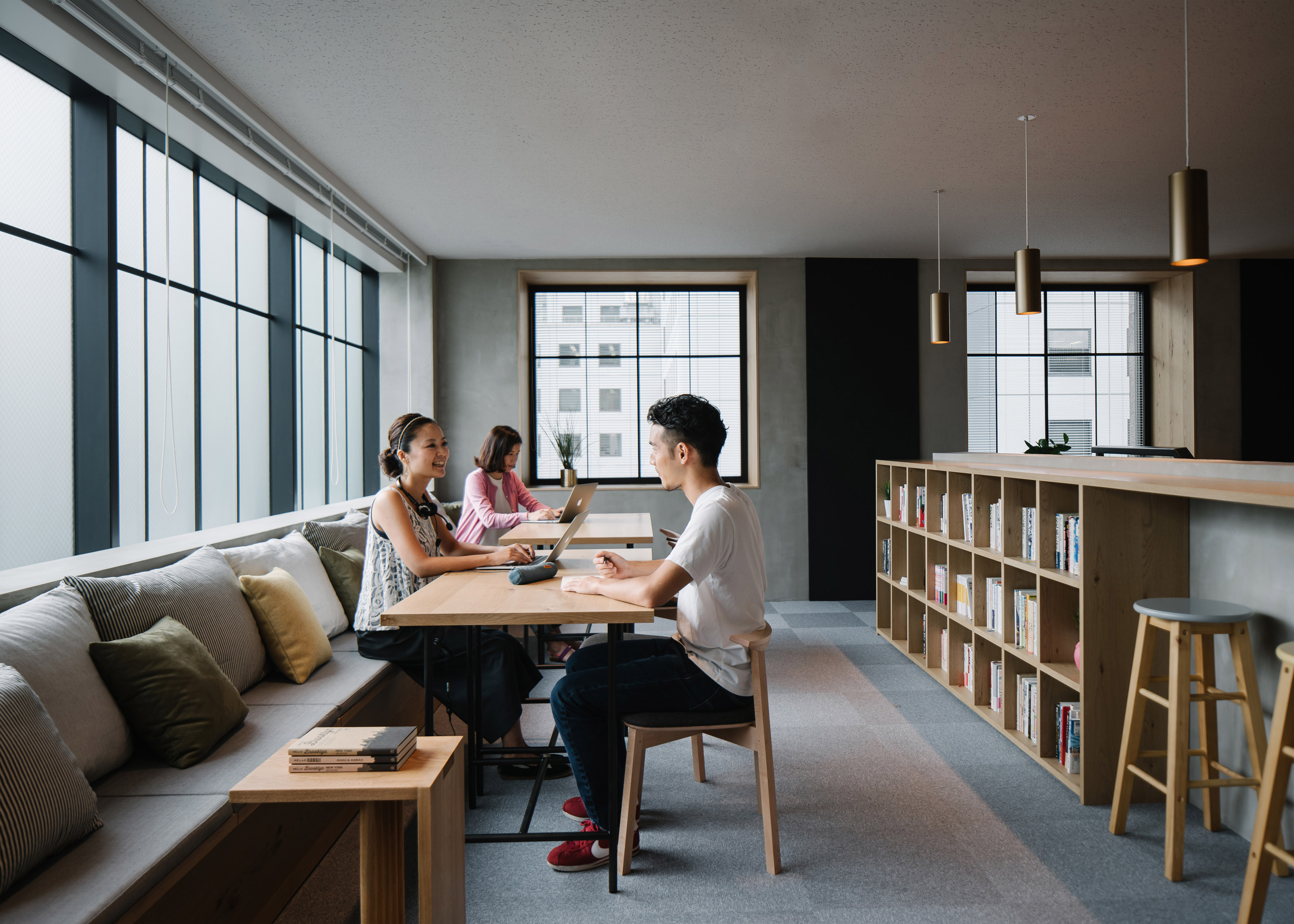 Airbnb's Tokyo office is based on a local neighbourhood