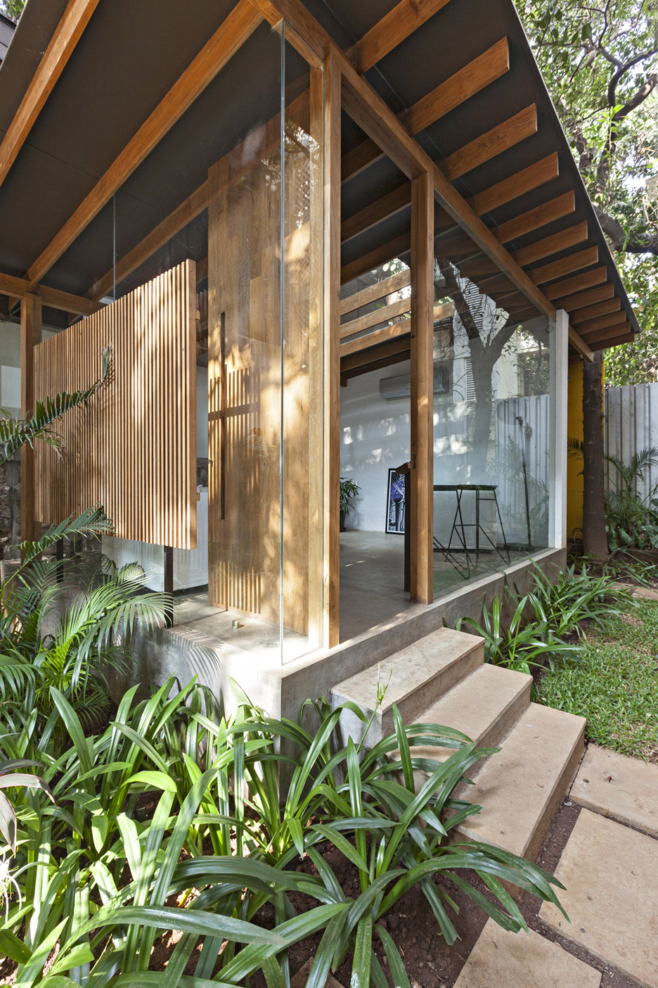 Pavilion by Abraham John Architects