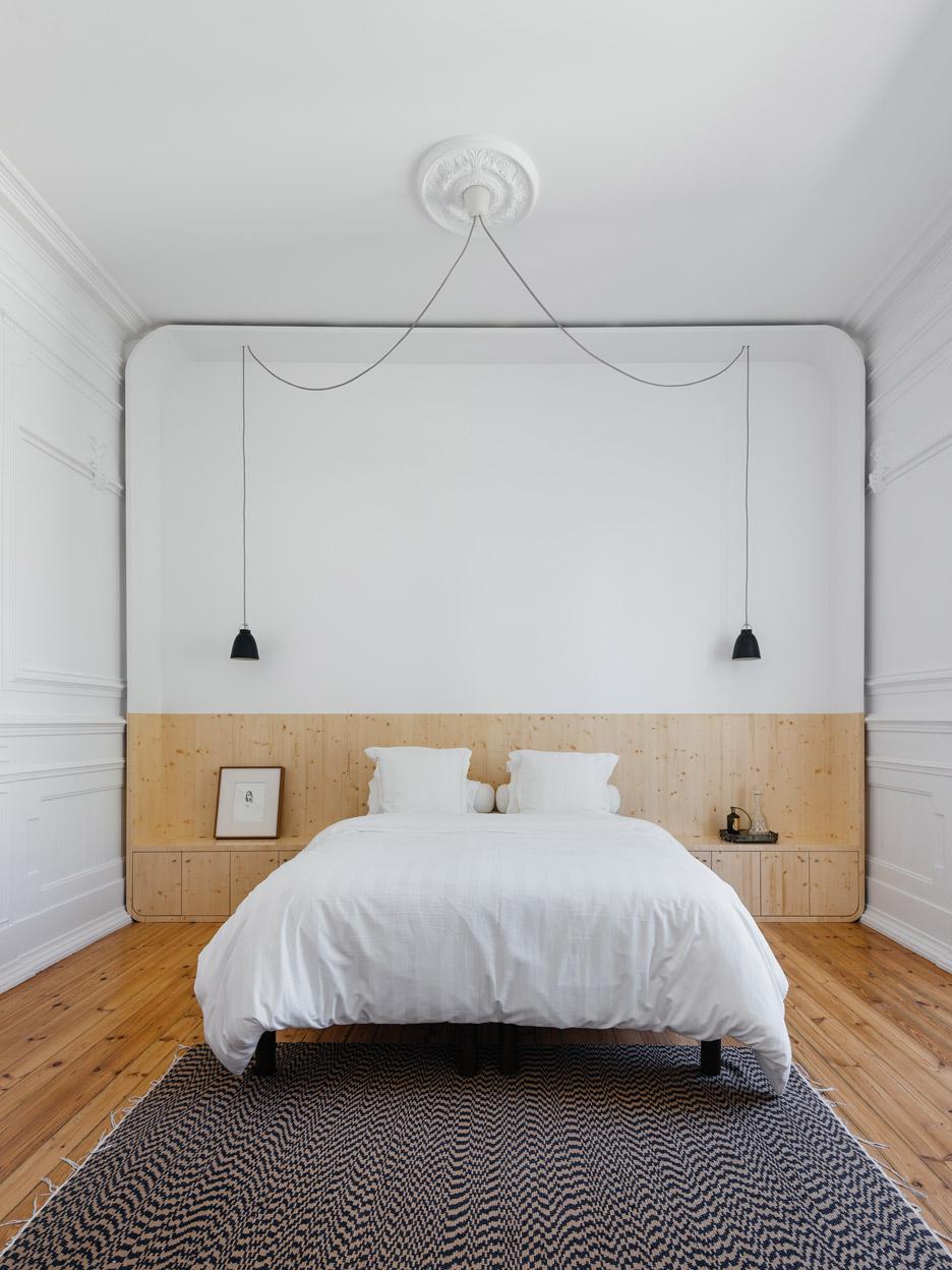 Apartment in Estrela by Aurora Arquitectos