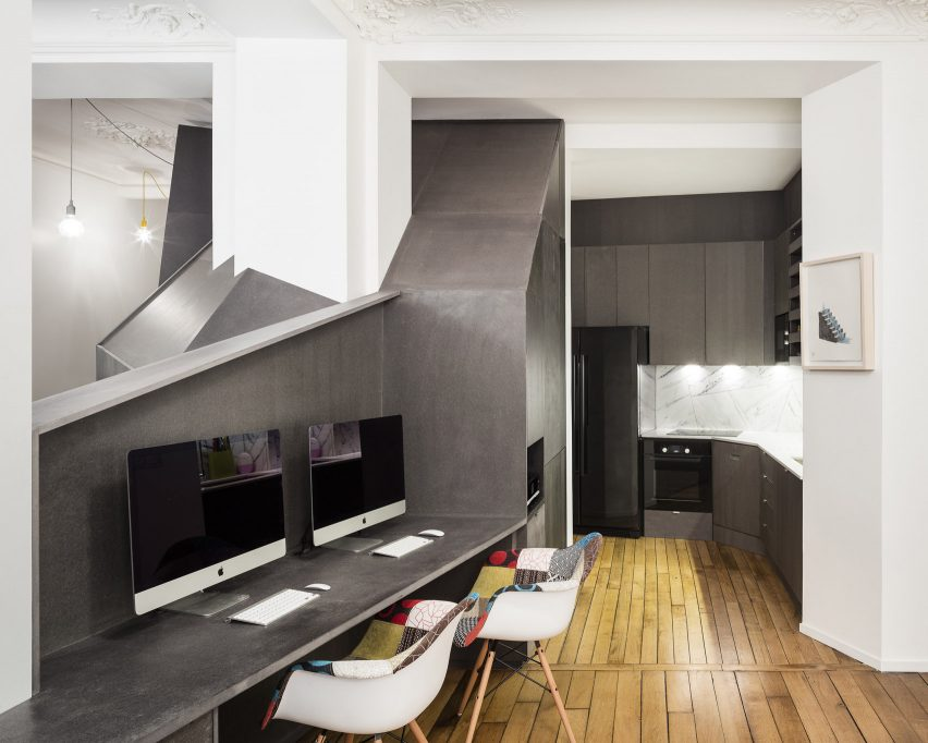 Apartment XIV by Studio Ravazi