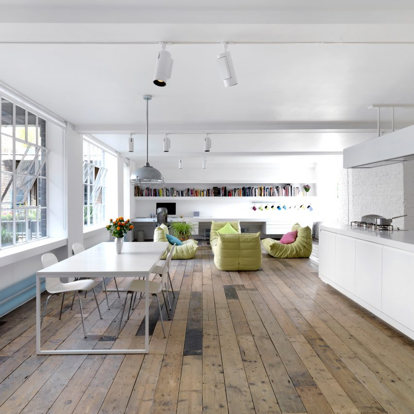 Six of the best London warehouse conversions