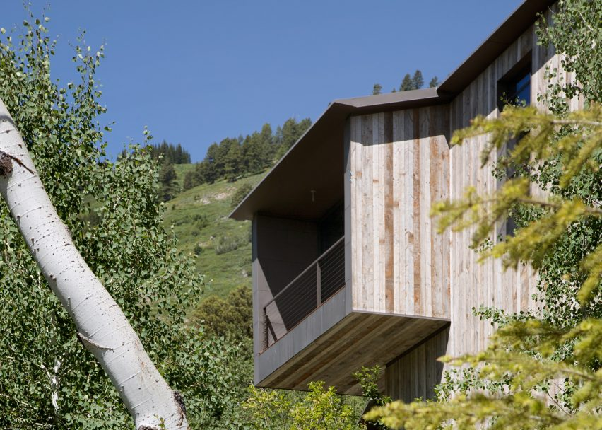 Boulder Retreat by Carney Logan Burke Architects