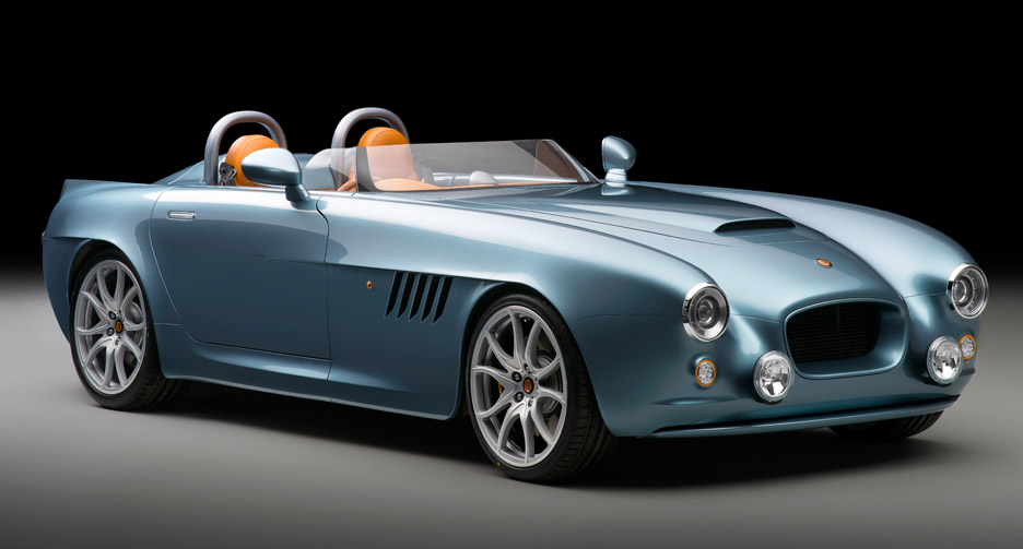 Bullet speedster by Bristol Cars