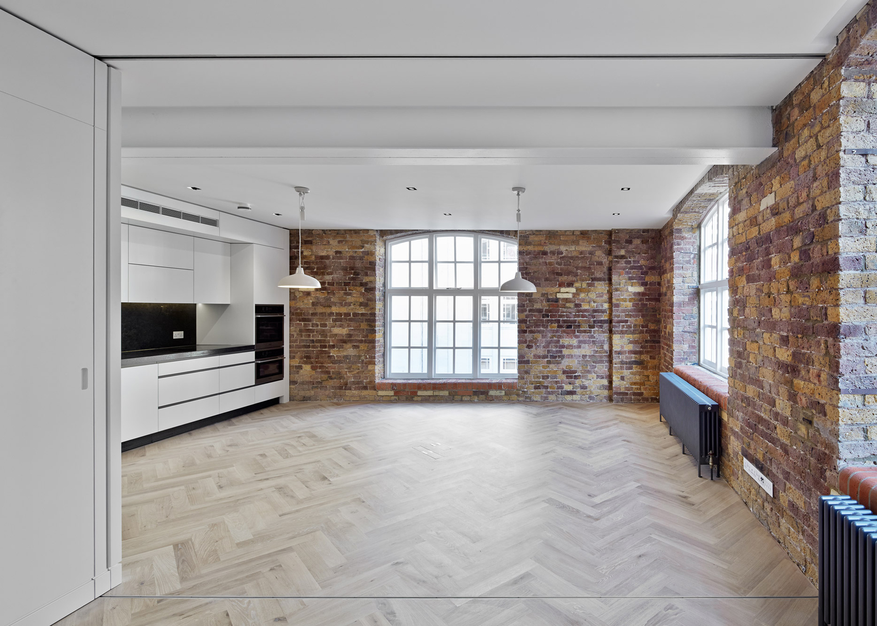 Emrys Architects converts warehouse in Convent Garden into six homes