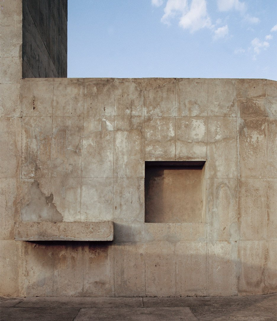 Le Corbusier's Capitol Complex by Benajmin Hosking