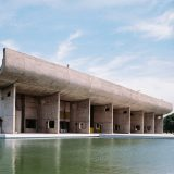 Le Corbusier's Chandigarh government buildings captured in new images by Benjamin Hosking