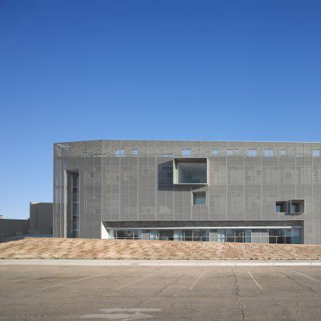 "Studiohuerta creates ""anti-seismic"" Center for Postgraduate Studies at Mexico's Cetys University"