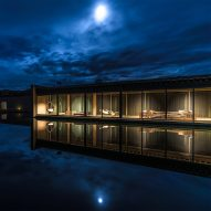 Tadao Ando's Cerro Pelon Ranch for Tom Ford shown in dramatic architectural film