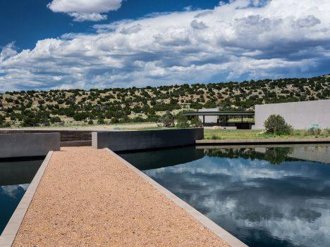 Tadao Ando's Cerro Pelon Ranch for Tom Ford shown in dramatic architectural film