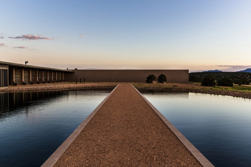 Cerro Pelon Ranch by Tadao Ando