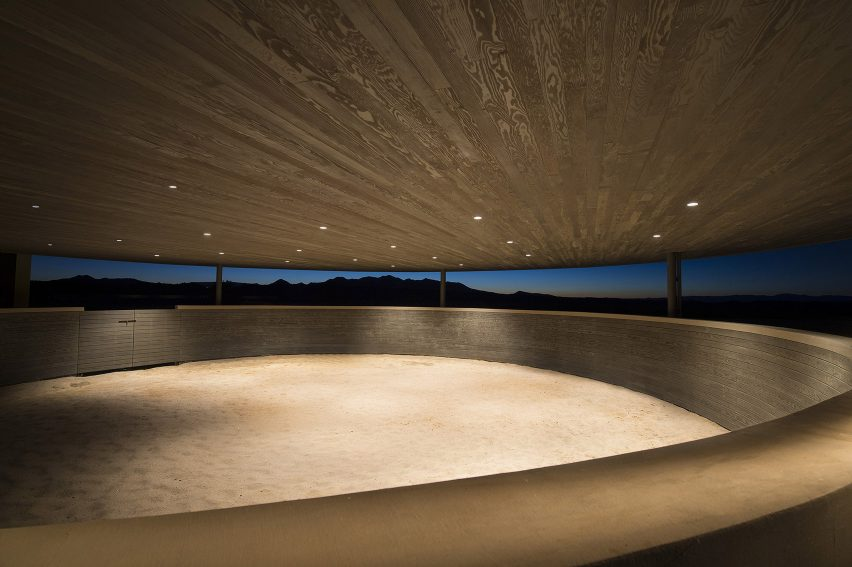 Cerro Pelon Ranch by Tadao Ando