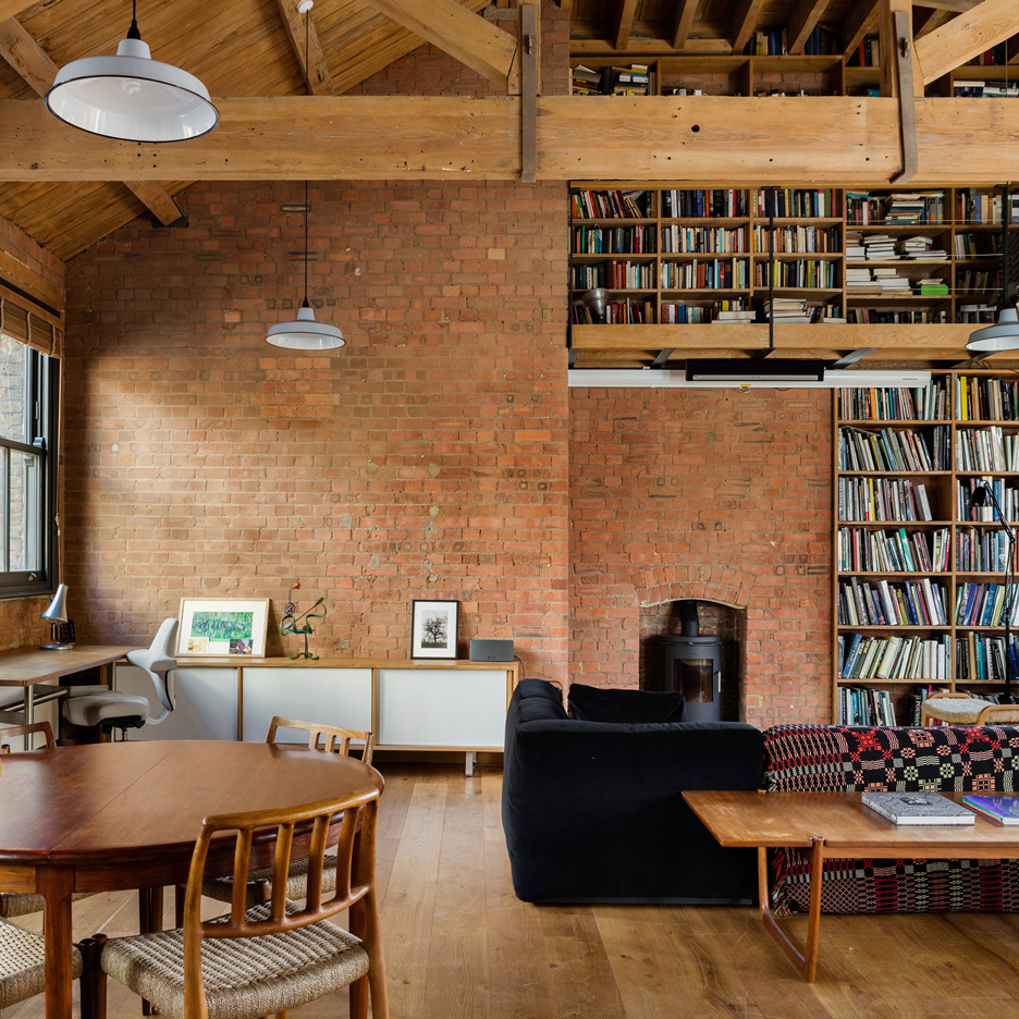 """From Historic Warehouse To Splendid New Apartment S In London: Emil Eve Architects Retains Historic """"quirks"""" In"""