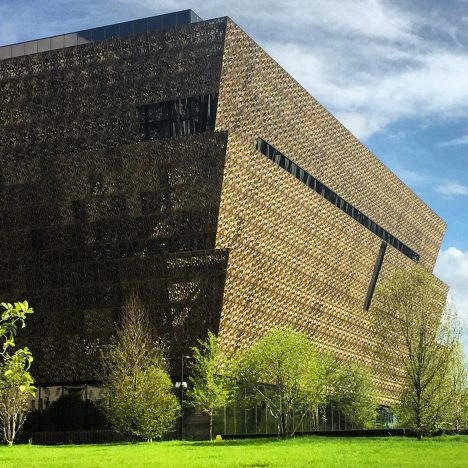 David Adjaye's African American history museum nears completion in Washington DC