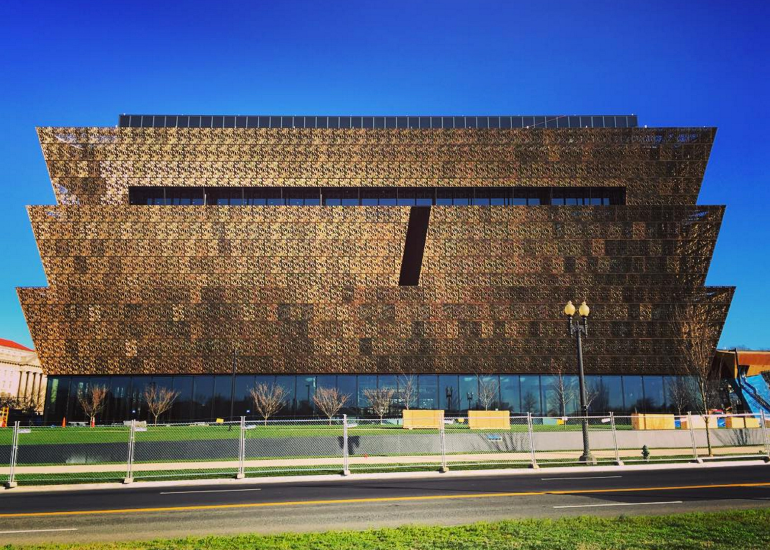 David Adjaye's Smithsonian National Museum Of African American History And Culture (NMAAHC)