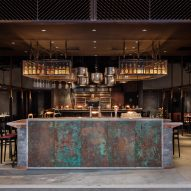 Five interior design roles on Dezeen Jobs including positions at Joyce Wang and Nicolas Laisné Architectes