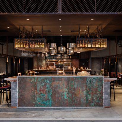 Rhoda restaurant by Joyce Wang Studio
