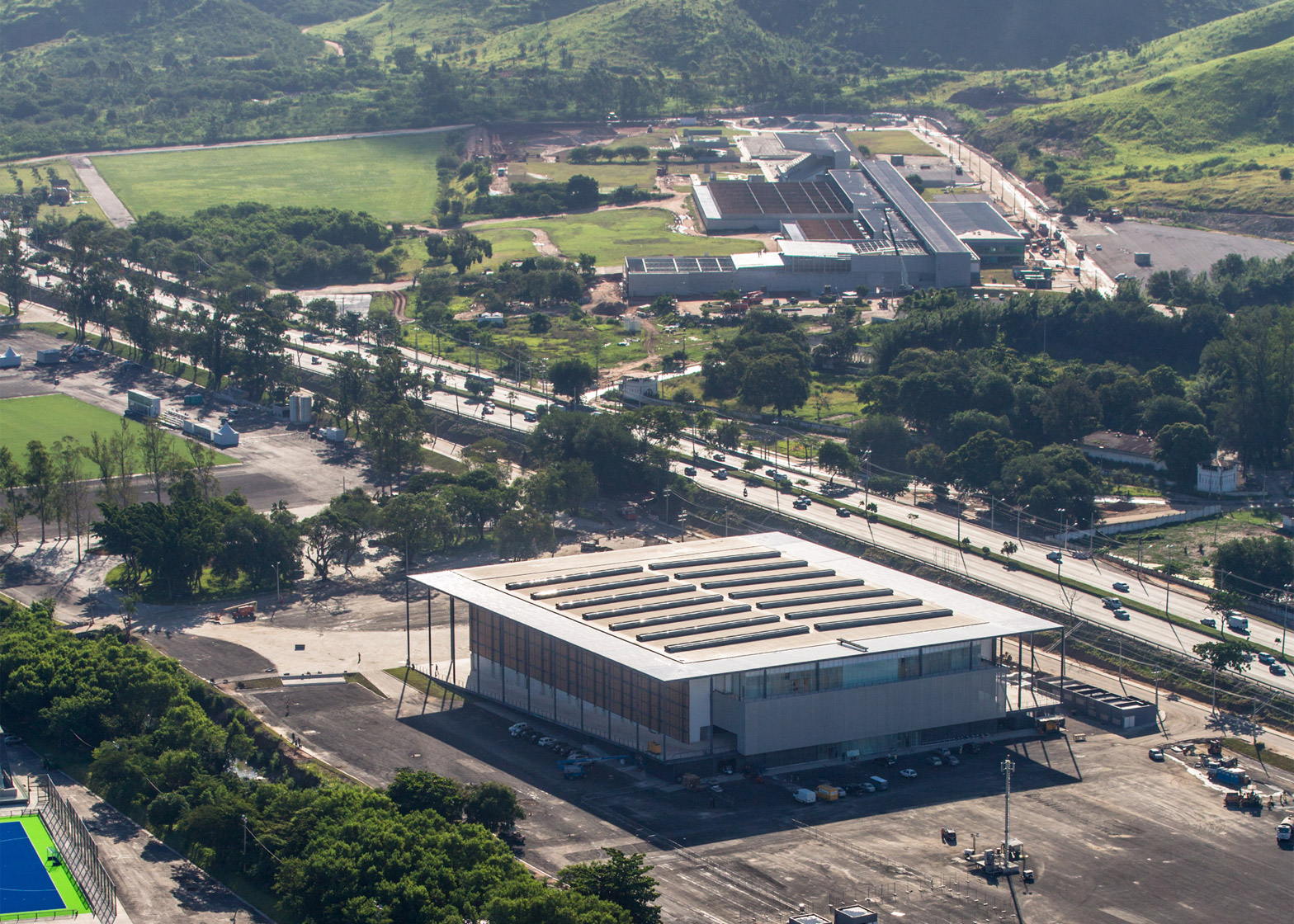 Deodoro Youth Stadium by Vigliecca & Associados