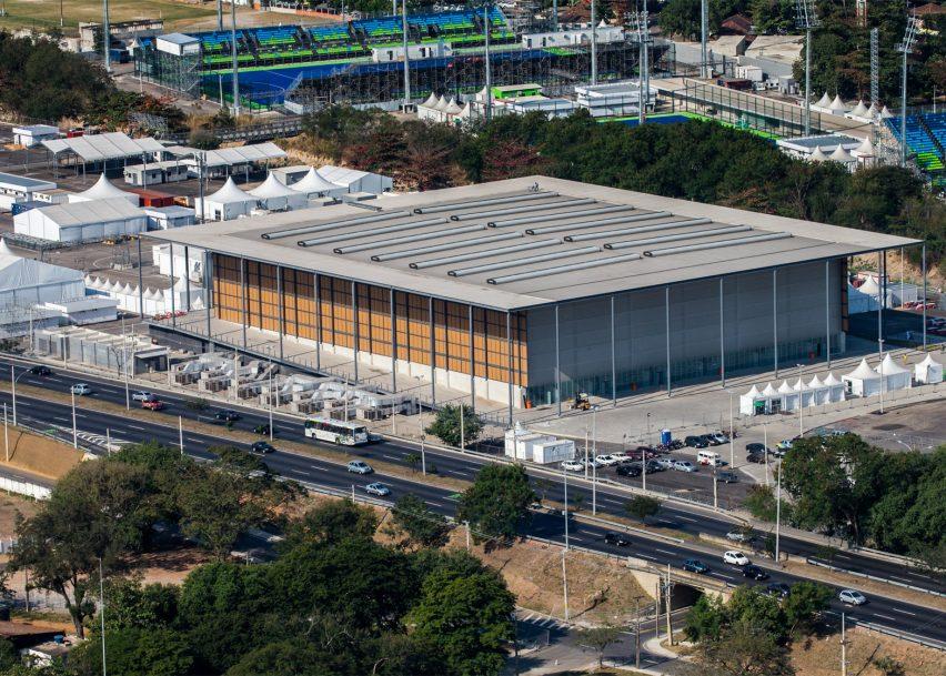Deodoro Youth Stadium by Vigliecca & Associados