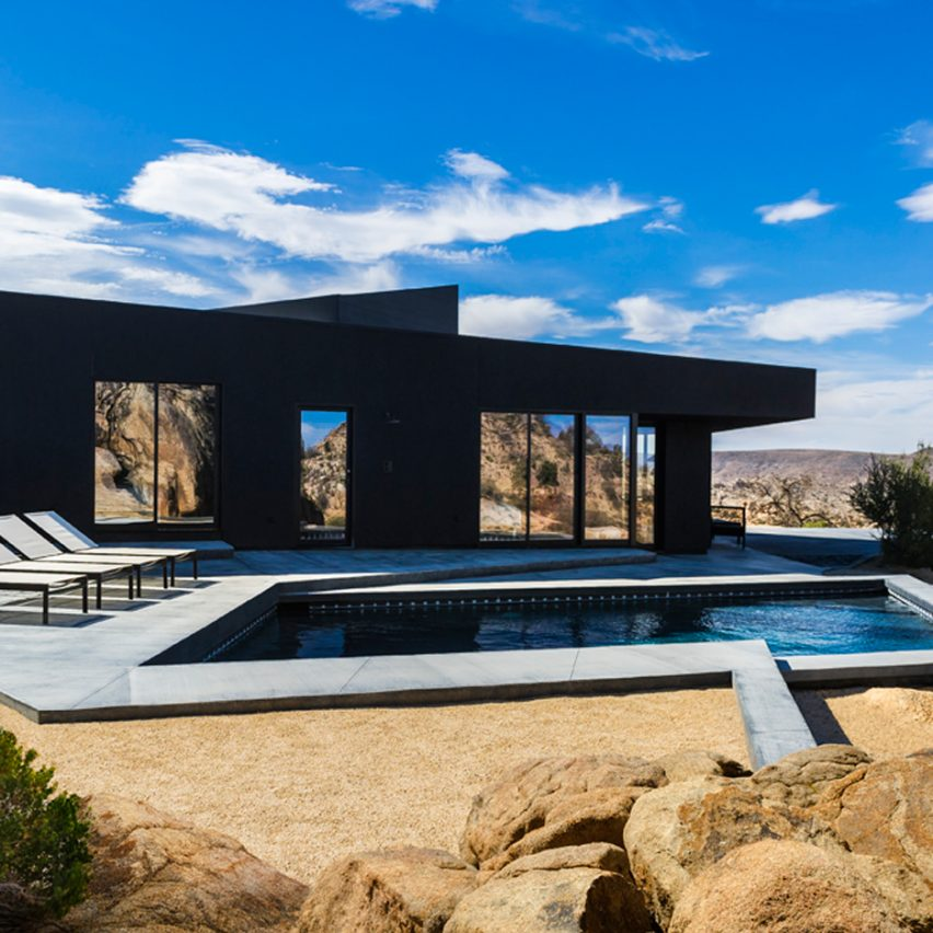 Desert House by Oller & Pejic