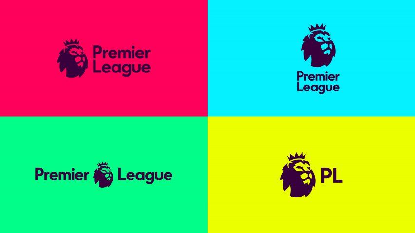 Premier League rebrand