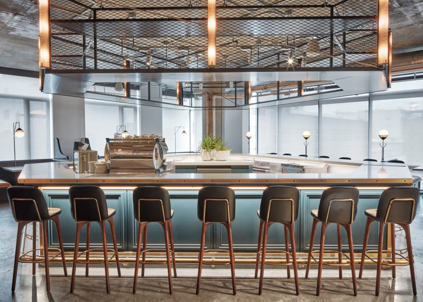 Dropbox Headquarters Café by Avroko