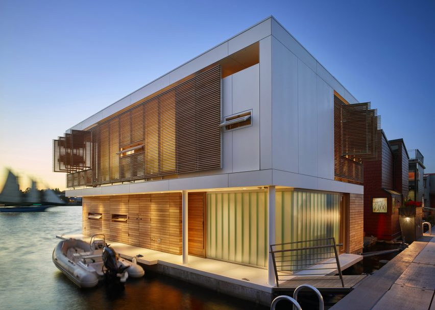 6 Of 6; Dunn Floating House By Vandeventer + Carlander
