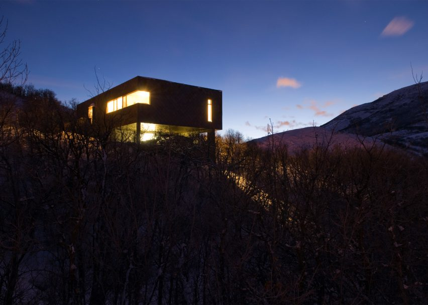 Emigration Canyon Residence by Sparano + Mooney Architecture
