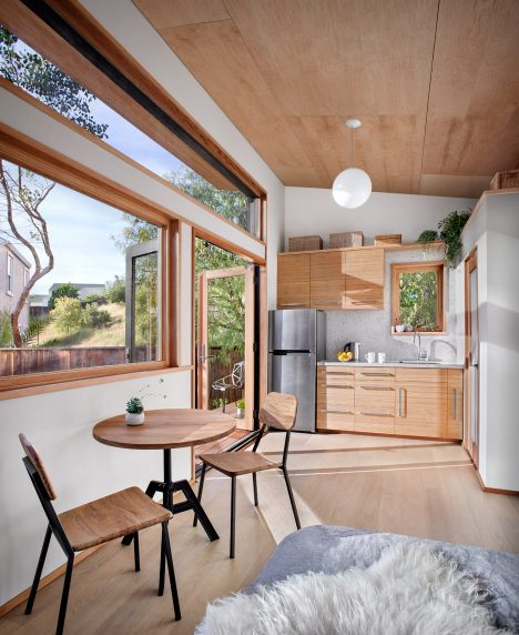 Flat-Pack Tiny House by Avava Systems