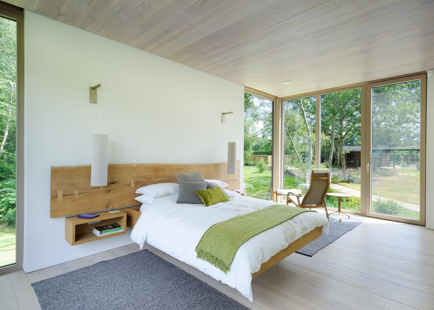 Forest Lodge by Pad Studio