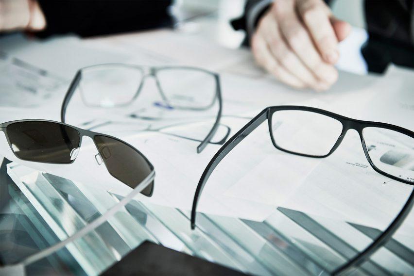 Apple store engineer designs hingeless eyewear for Freigeist