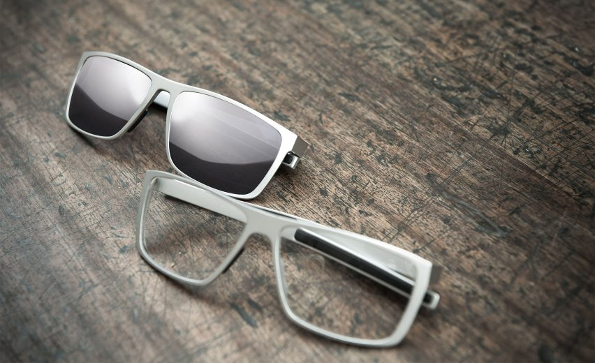 Apple store engineer designs hingeless eyewear for Freigeist