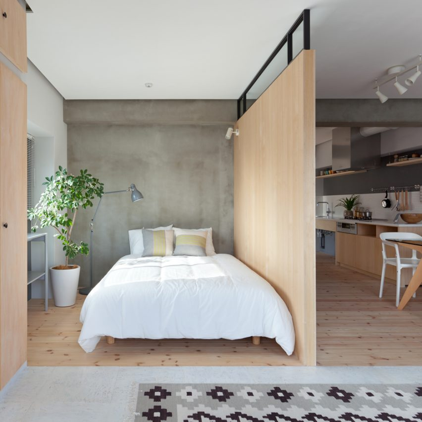 9  Fujigaoka M apartment by Sinato   Top 10 bedrooms. 10 of the most popular bedrooms from Dezeen s Pinterest boards