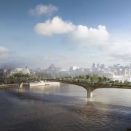 Heatherwick defends Garden Bridge as investigation reveals £22 million funding gap