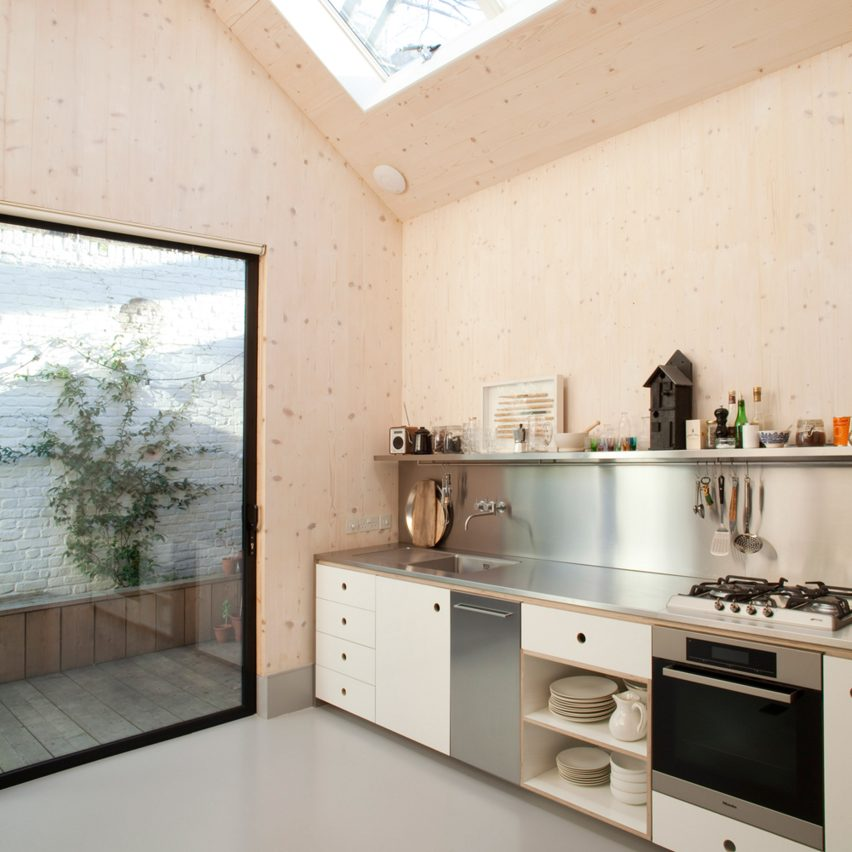 10 of the most popular kitchens from dezeen s pinterest boards