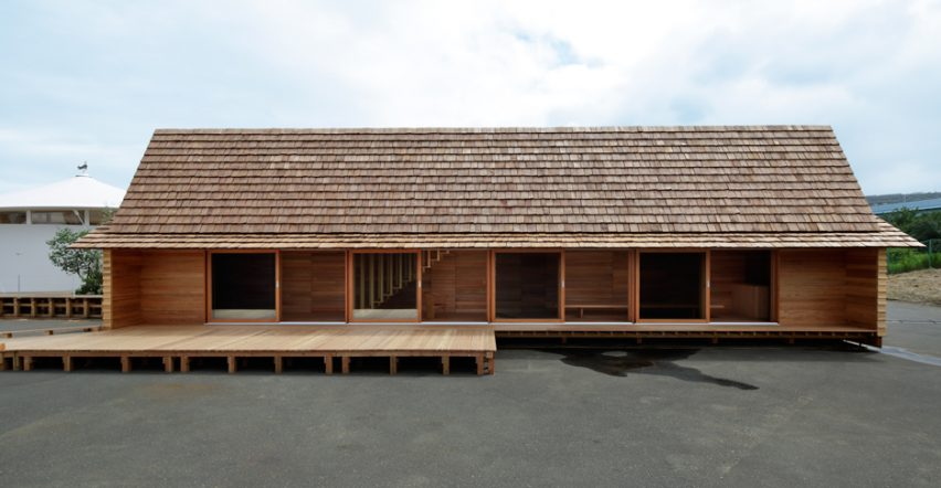 Yoshino Cedar House by Samara