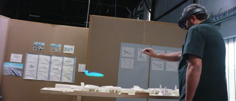 """Augmented reality """"will change the way architects work"""" says Greg Lynn"""