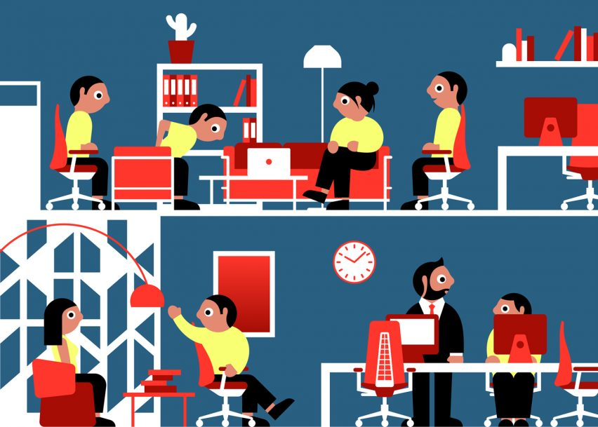 Ergonomics not evolving quickly enough for the modern workplace, says Haworth